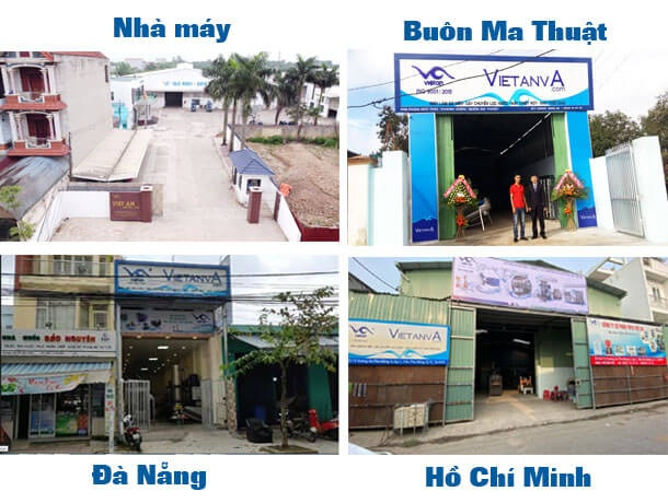 Chi nhánh công ty Việt An